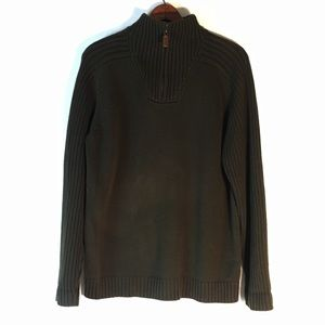 Grayson & Dunn 100% Cotton Ribbed Pullover Sweater